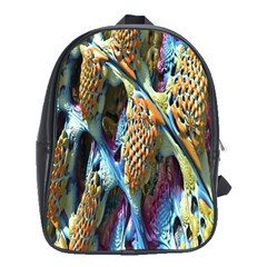 Background, Wallpaper, Texture School Bags (xl)