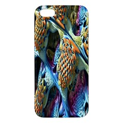 Background, Wallpaper, Texture Iphone 5s/ Se Premium Hardshell Case by Nexatart