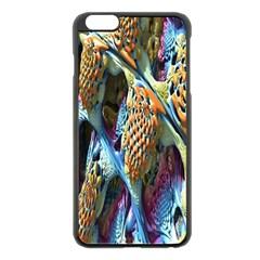 Background, Wallpaper, Texture Apple Iphone 6 Plus/6s Plus Black Enamel Case