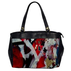 Abstract Graffiti Background Wallpaper Of Close Up Of Peeling Office Handbags