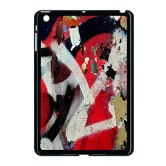 Abstract Graffiti Background Wallpaper Of Close Up Of Peeling Apple Ipad Mini Case (black) by Nexatart
