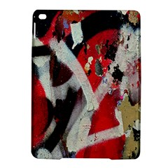 Abstract Graffiti Background Wallpaper Of Close Up Of Peeling Ipad Air 2 Hardshell Cases