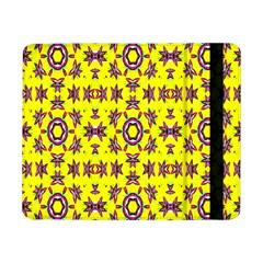 Yellow Seamless Wallpaper Digital Computer Graphic Samsung Galaxy Tab Pro 8 4  Flip Case