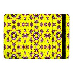 Yellow Seamless Wallpaper Digital Computer Graphic Samsung Galaxy Tab Pro 10 1  Flip Case