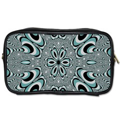 Kaleidoskope Digital Computer Graphic Toiletries Bags