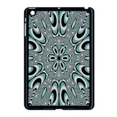 Kaleidoskope Digital Computer Graphic Apple Ipad Mini Case (black) by Nexatart