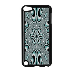 Kaleidoskope Digital Computer Graphic Apple Ipod Touch 5 Case (black) by Nexatart