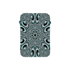 Kaleidoskope Digital Computer Graphic Apple Ipad Mini Protective Soft Cases by Nexatart