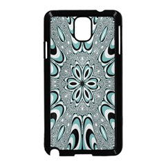 Kaleidoskope Digital Computer Graphic Samsung Galaxy Note 3 Neo Hardshell Case (black)
