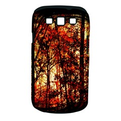 Forest Trees Abstract Samsung Galaxy S Iii Classic Hardshell Case (pc+silicone) by Nexatart