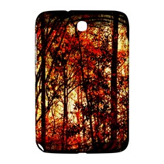Forest Trees Abstract Samsung Galaxy Note 8 0 N5100 Hardshell Case