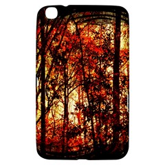 Forest Trees Abstract Samsung Galaxy Tab 3 (8 ) T3100 Hardshell Case