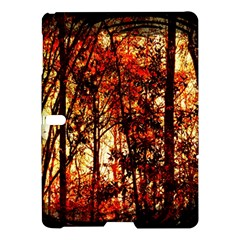 Forest Trees Abstract Samsung Galaxy Tab S (10 5 ) Hardshell Case  by Nexatart