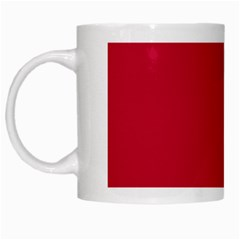 Alaska Star Red Yellow White Mugs by Jojostore