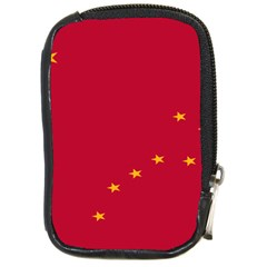 Alaska Star Red Yellow Compact Camera Cases