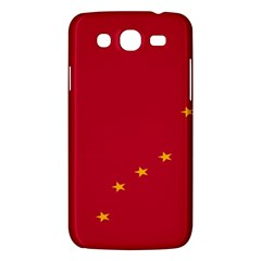Alaska Star Red Yellow Samsung Galaxy Mega 5 8 I9152 Hardshell Case  by Jojostore