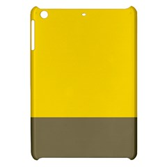 Trolley Yellow Brown Tropical Apple Ipad Mini Hardshell Case by Jojostore