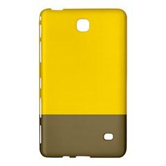 Trolley Yellow Brown Tropical Samsung Galaxy Tab 4 (8 ) Hardshell Case  by Jojostore