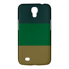 Blue Green Brown Samsung Galaxy Mega 6 3  I9200 Hardshell Case by Jojostore