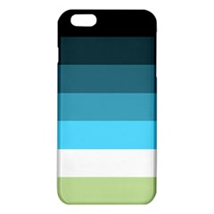Line Color Black Green Blue White Iphone 6 Plus/6s Plus Tpu Case by Jojostore