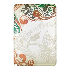 Flower Floral Tree Leaf Samsung Galaxy Tab Pro 10 1 Hardshell Case by Jojostore