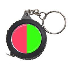 Neon Red Green Measuring Tapes by Jojostore