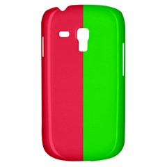 Neon Red Green Galaxy S3 Mini by Jojostore