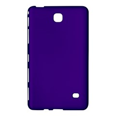 Plain Violet Purple Samsung Galaxy Tab 4 (8 ) Hardshell Case  by Jojostore