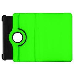 Plain Green Kindle Fire Hd 7  by Jojostore