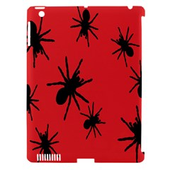 Illustration With Spiders Apple Ipad 3/4 Hardshell Case (compatible With Smart Cover) by Nexatart