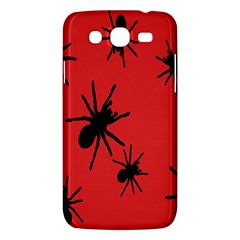 Illustration With Spiders Samsung Galaxy Mega 5 8 I9152 Hardshell Case  by Nexatart