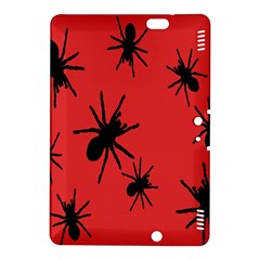 Illustration With Spiders Kindle Fire Hdx 8 9  Hardshell Case