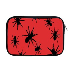 Illustration With Spiders Apple Macbook Pro 17  Zipper Case by Nexatart