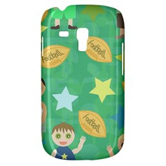 Football Kids Children Pattern Galaxy S3 Mini