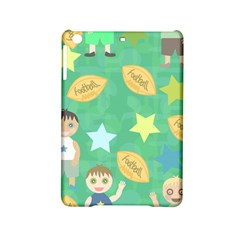 Football Kids Children Pattern Ipad Mini 2 Hardshell Cases by Nexatart