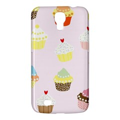 Seamless Cupcakes Wallpaper Pattern Background Samsung Galaxy Mega 6 3  I9200 Hardshell Case by Nexatart