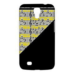 Note Abstract Paintwork Samsung Galaxy Mega 6 3  I9200 Hardshell Case