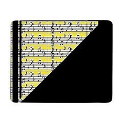 Note Abstract Paintwork Samsung Galaxy Tab Pro 8 4  Flip Case by Nexatart