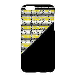 Note Abstract Paintwork Apple Iphone 6 Plus/6s Plus Hardshell Case by Nexatart