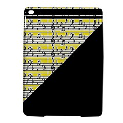 Note Abstract Paintwork Ipad Air 2 Hardshell Cases by Nexatart