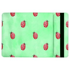 Pretty Background With A Ladybird Image Ipad Air 2 Flip
