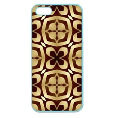 Abstract Seamless Background Pattern Apple Seamless Iphone 5 Case (color)