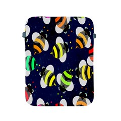Bees Cartoon Bee Pattern Apple Ipad 2/3/4 Protective Soft Cases