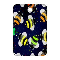 Bees Cartoon Bee Pattern Samsung Galaxy Note 8 0 N5100 Hardshell Case  by Nexatart