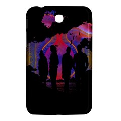 Abstract Surreal Sunset Samsung Galaxy Tab 3 (7 ) P3200 Hardshell Case  by Nexatart