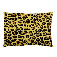 A Jaguar Fur Pattern Pillow Case by Nexatart
