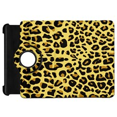 A Jaguar Fur Pattern Kindle Fire Hd 7  by Nexatart