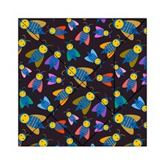 Bees Animal Insect Pattern Acrylic Tangram Puzzle (6  X 6 )