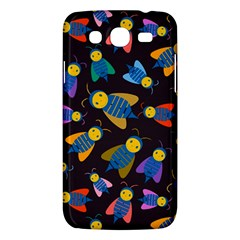 Bees Animal Insect Pattern Samsung Galaxy Mega 5 8 I9152 Hardshell Case  by Nexatart