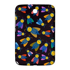 Bees Animal Insect Pattern Samsung Galaxy Note 8 0 N5100 Hardshell Case  by Nexatart